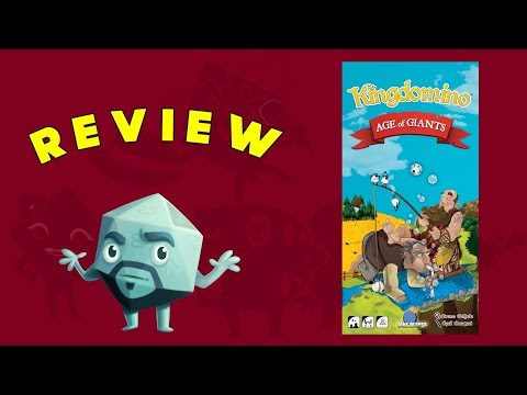 Kingdomino: Age of Giants Review - with Zee Garcia