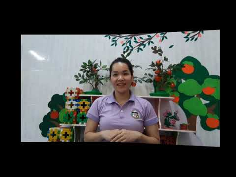 Dành cho bé 4-5 tuổi: PTTC - Bác Hồ kính yêu ( Lớp B1+B2+B3 - Ngày 11-5-2021)