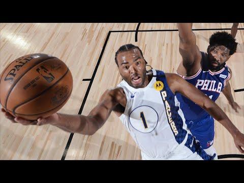 TJ Warren Career High 53 Points vs 76ers! NBA 2020 Restart
