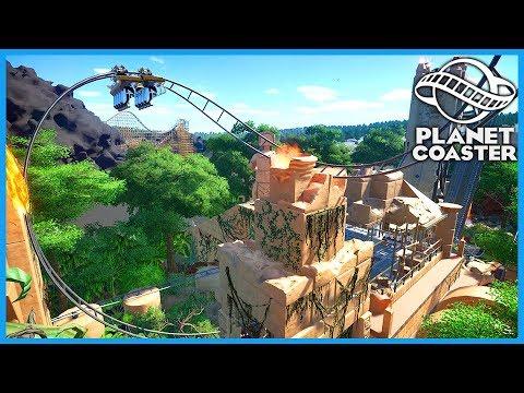 Revenge of Tikichiki, Forest Run & Hyperspace! Coaster Spotlight 687 #PlanetCoaster