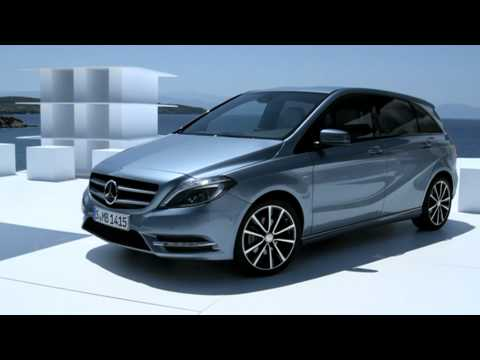 All-New 2012 Mercedes-Benz B-Class official trailer