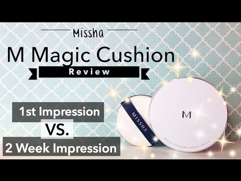 Missha M Magic BB Cushion Review Mp3