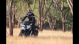 Yamaha FZ 250 Modification|| FZ 250 Touring Edition||  FZ 250 In To A Triumph Tiger