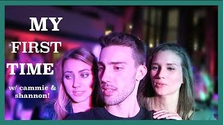 MY FIRST TIME AT VIDCON (w/ Shannon and Cammie!) - Video Youtube