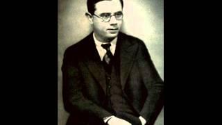 Jaroslav Ježek - String Quartet No. 1
