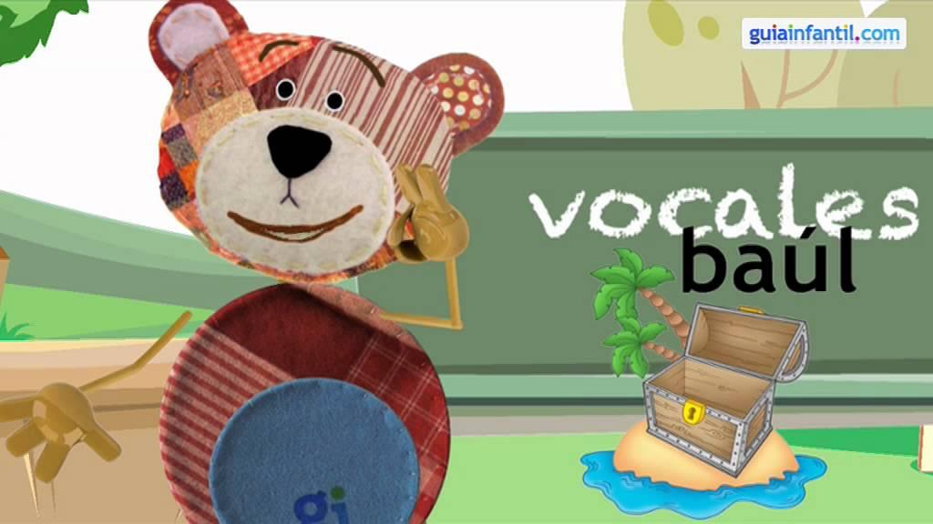 Adivinanzas con las vocales. Acertijos para aprender, fáciles para niños