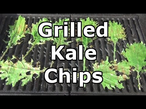 Grilled Kale Recipe