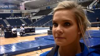 UK Gymnastics NCAA Regional Preview with Holly Cunningham and Shannon Mitchell