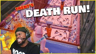Trent Made His Own Death Run! Cash Prize For Whoever Beats It!