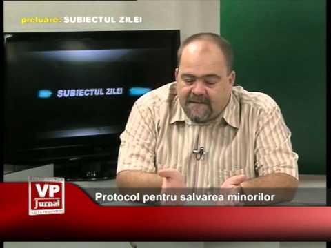 Protocol medical pentru salvarea minorilor
