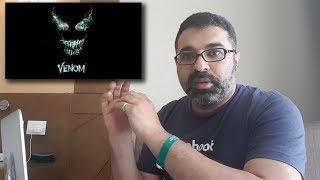 Venom بالعربي   فيلم جامد Trailer Reaction