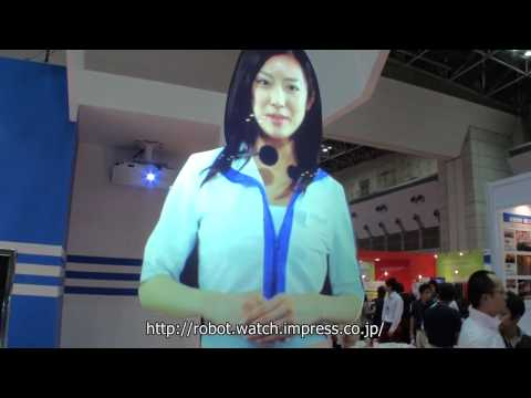 3mm-Thin Digital Booth Babe Gives Other Booth Babes Inferiority Complexes