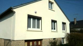 preview picture of video 'Évreux Maison Jardin Garage Terrasse Terrain  Sous sol tota'