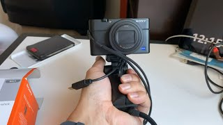 Sony Shooting Grip VCT-SGR1 | First Impressions