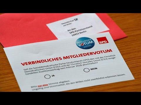 Γερμανία: Την Κυριακή «κληρώνει» για τον μεγάλο συνασπισμό