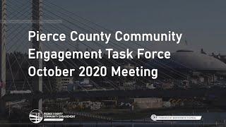 October 2020 Meeting