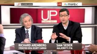 Sam Seder vs. Wealthy Forbes Listed Plutocrat