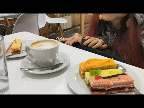 Дегустируем новые пироженки в новых кафе Ялты \ Прогулки с Юлей Baltic Star