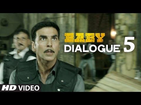 Baby Dialogue - 'Mai Kuch Bhi Kar Sakta Hoon' | Akshay Kumar | T-series