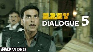 Dialogue Promo 3 - 'Mai Kuch Bhi Kar Sakta Hoon' - Baby