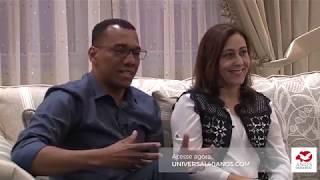 Bispo Bira Fonseca e Ima Fonseca