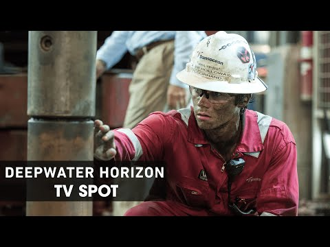 Deepwater Horizon (TV Spot 'Must-See')