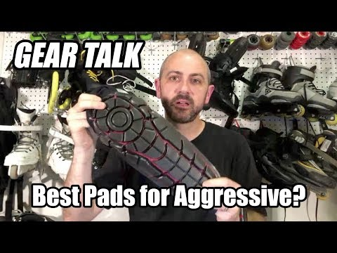 What are the Best Pads for Aggressive Inline Skating?