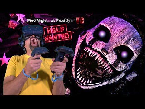 NIGHTMARIONNE GAVE ME REAL NIGHT TERRORS + KOPI CAM!! | FNAF VR: Help Wanted