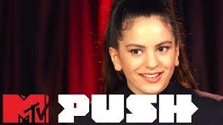 Introducing Rosalía Mtv Push  Mtv Music