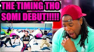 SOMI (전소미)   'BIRTHDAY' MV | Debut Reaction!!!
