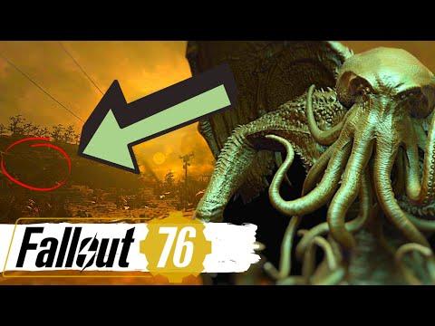 Как найти пещеру Ктулху в Fallout 76? Самая ЖУТКАЯ локация!