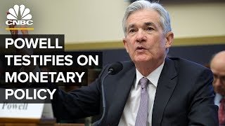 Fed Chair Jerome Powell's Senate testimony on monetary policy – 07/11/2019