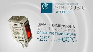 De nieuwe QF optische sensoren van Micro Detectors