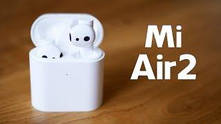 Xiaomi Mi Air 2 / AirDots Pro 2 Kopfhörer (Deutsch) - Die AirPods Konkurrenz aus China?