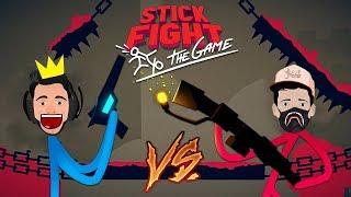قتال الاعواد 1# | جلد حت نهايه 😂!! Stick Fight