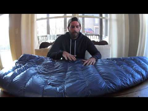 Zpacks Sleeping Bag Review