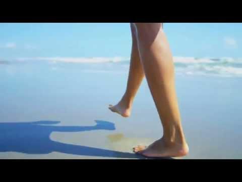 Vene su gambe femminili