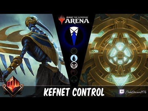 MTG Arena - WAR BO3 Ranked - Dimir Control - MrEzzmode - Video