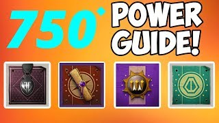 FAST 750 POWER LEVEL GUIDE FOR NON-RAID PLAYERS! - Destiny 2