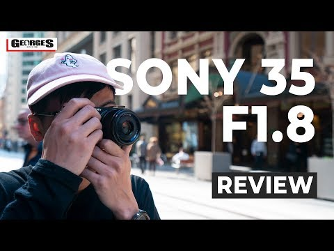 A Sharp E-Mount Prime Lens | Sony E 35mm F1.8 OSS Review by Georges Cameras