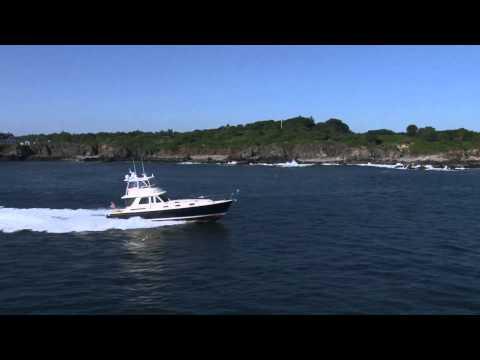 Sabre 54 Flybridge video
