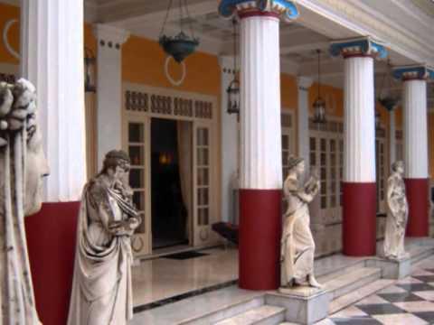 Γαμήλιο ταξίδι στην Κέρκυρα