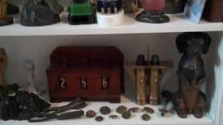 Rare Antique Collection - Rare Vintage Pieces Shown