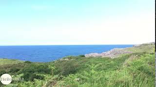 Spanischer Küstenweg Richtung Buelna