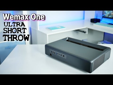 Best Ultra Short Throw Laser Projector 2018 | Wemax One Home Theater Review Mp3