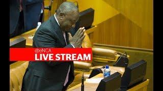 Cyril Ramaphosa's inauguaration