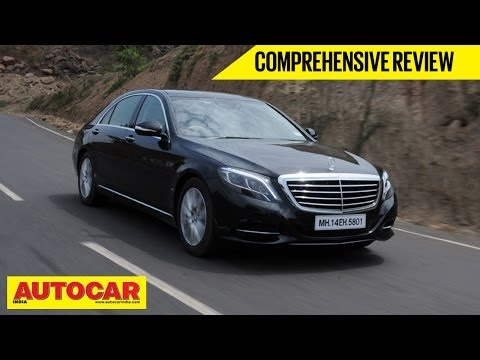 2014 Mercedes Benz S-Class S350 CDI | Full Roadtest Video