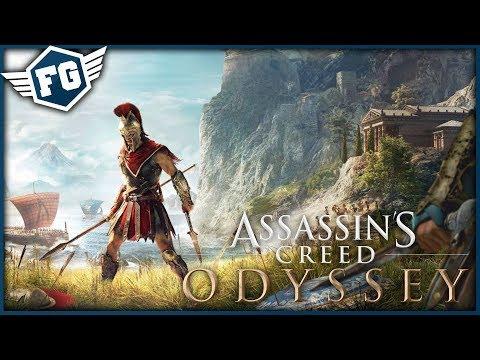 Assassin's Creed: Odyssey - Gameplay / První Dojmy
