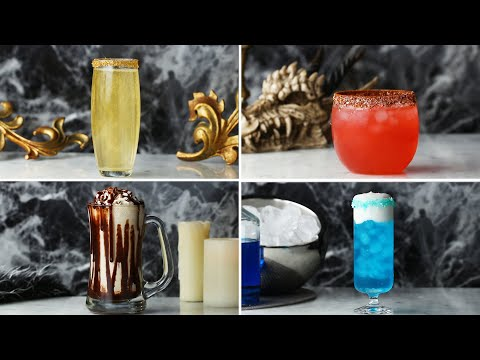How To Make Game of Thrones Cocktails For The Premiere • Tasty