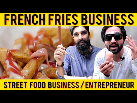 , title : 'Street Food Businesses in Karachi Pakistan | Potato-Aaloo Chips | French Fries Business/Entrepreneur